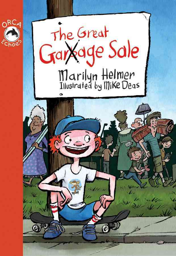 The Great Garage Sale By Helmer, Marilyn/ Deas, Mike (ILT)